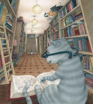LibraryCatblog