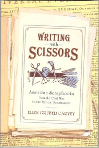 writing with scissors