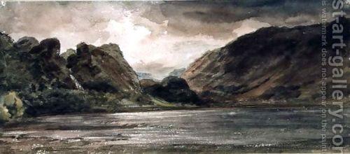 Derwentwater,-Cumberland,-C.1806