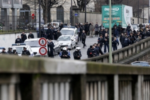 Image: FRANCE-ATTACKS-CHARLIE-HEBDO-SHOOTING
