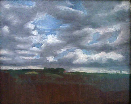 John-Constable-1776-1837-Landscape-with-Clouds-ca-1821-22