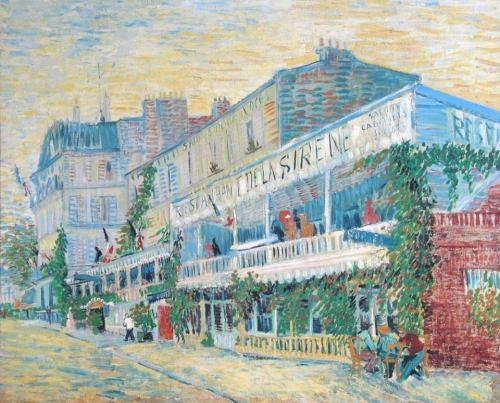 VanGoghRestaurantdelaSireneatSnieresSummer1887