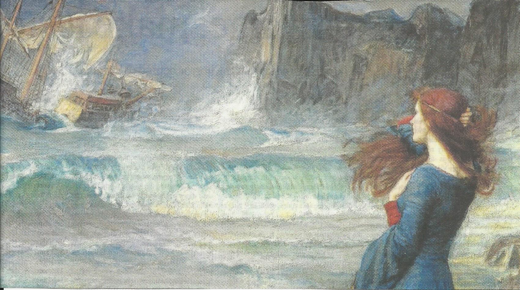 Mirandatempest Under The Sign Of Sylvia Ii
