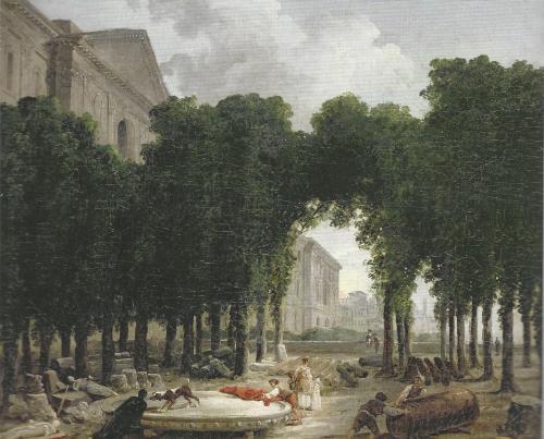 palacelouvregardens