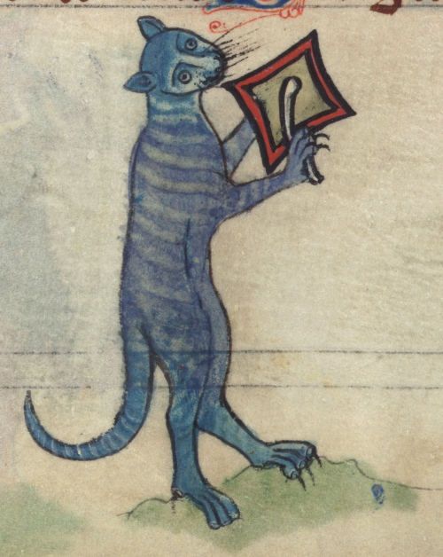 book-of-hours-cat-beating-cymbal-from-a-marginal-cycle-of-images-of-the-funeral-of-renard-the-fox-walters-manuscript-w-102-fol-78v-detail