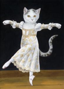 cats_susan-herbertballerina